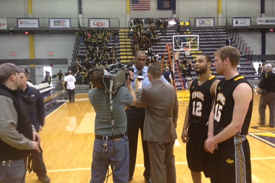 Men's Basketball Announces 2013-14 Radio/Television/Streaming Broadcast Schedules