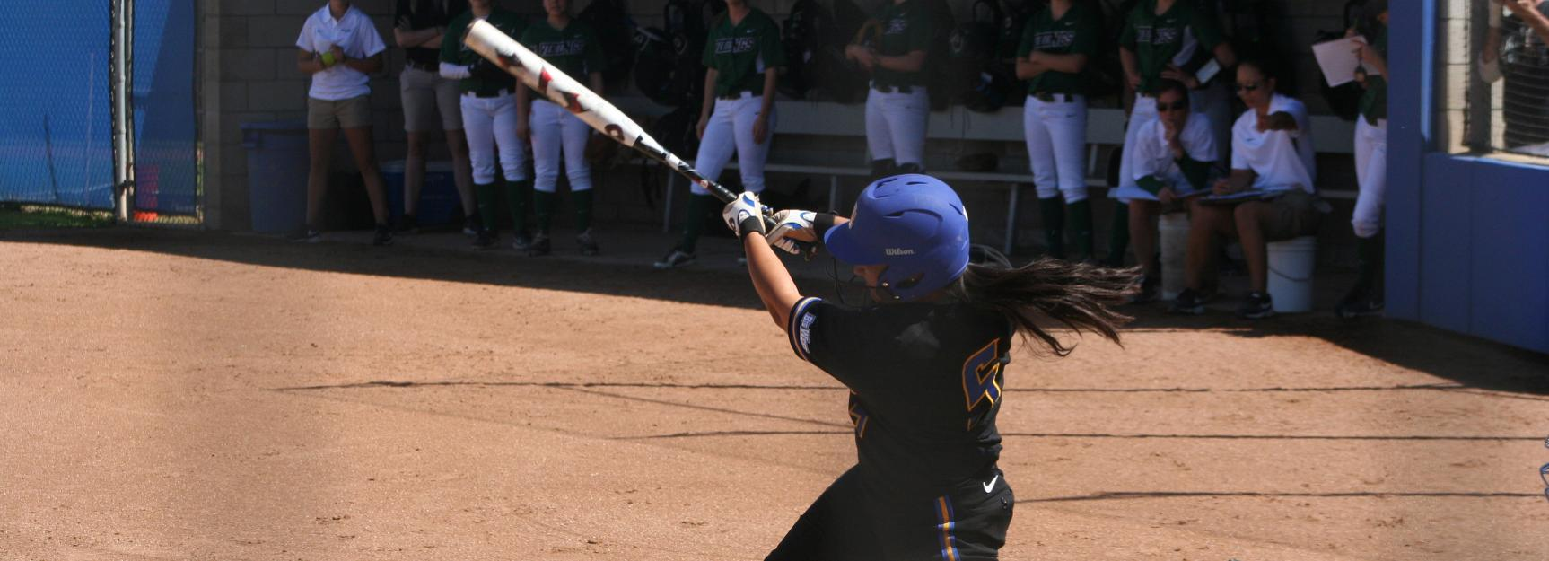 UCSB Sweeps Doubleheader at Northridge