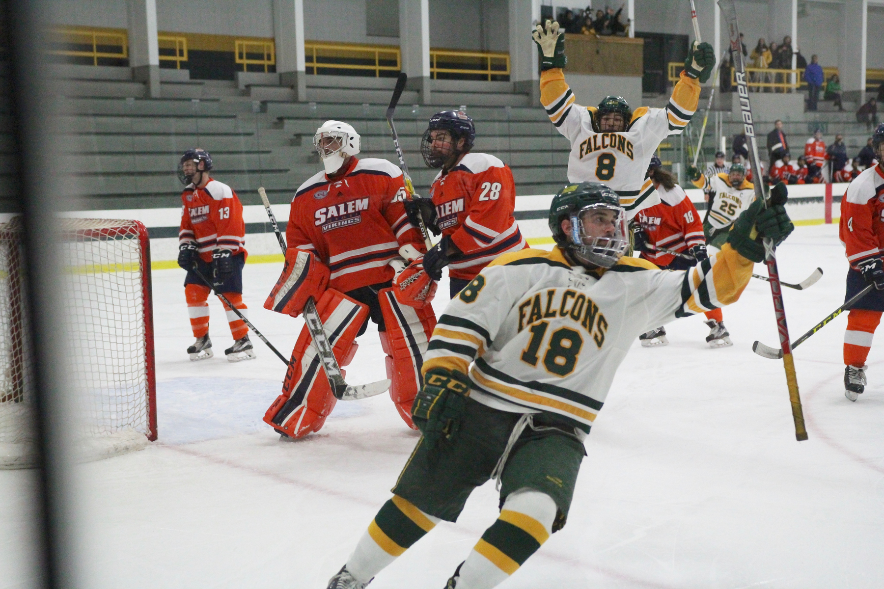 Fitchburg State Doubles Up Franklin Pierce, 4-2