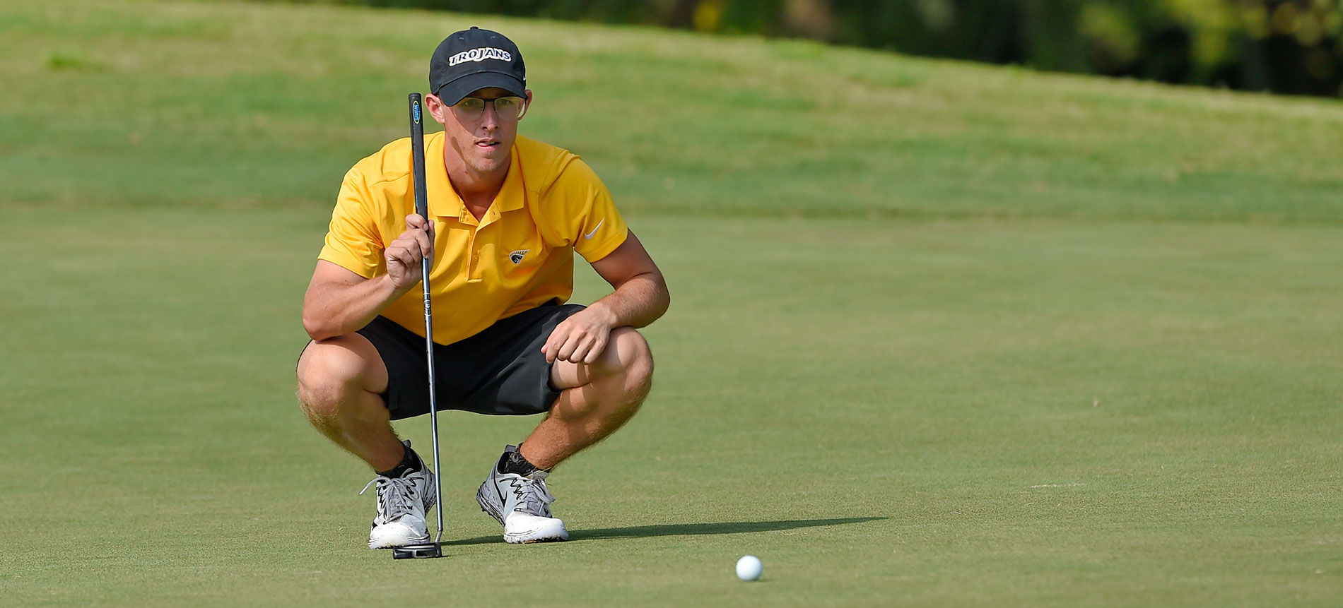 Men's Golf Tied for 18th Place after Day One of Bearcat Classic