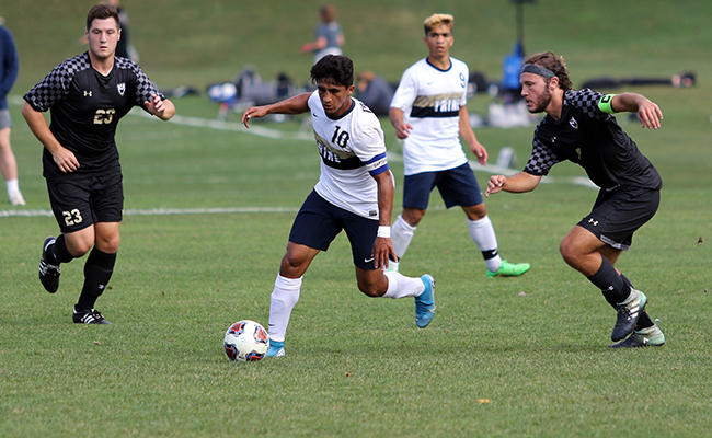 Trine Beats IU-Northwest Behind Aljabaly's Two Goals and Three Assists