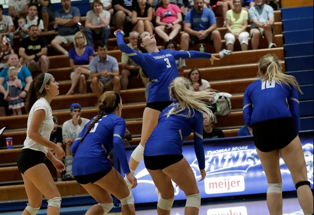 Women's Volleyball Concludes Regular Season Going 2-0
