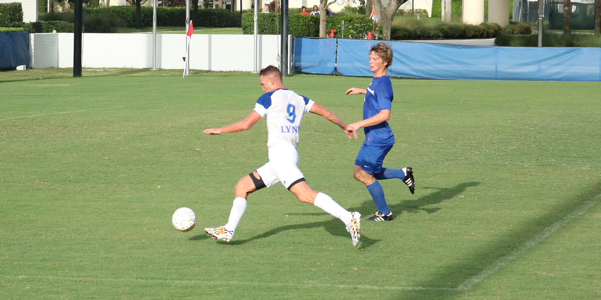 Men's Soccer Moves to No. 4 in the Nation