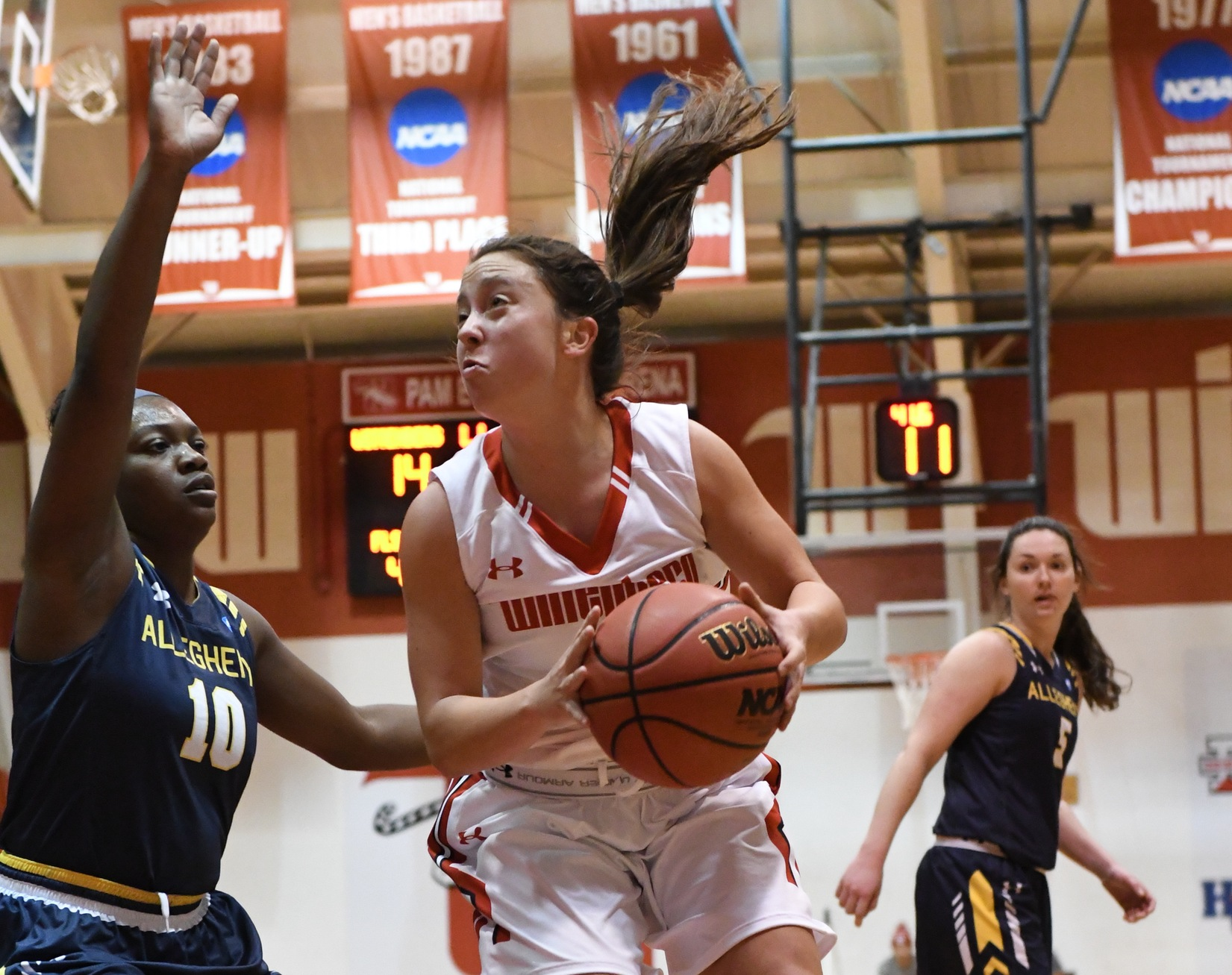 Women's Basketball Suffers Late Loss To Kenyon