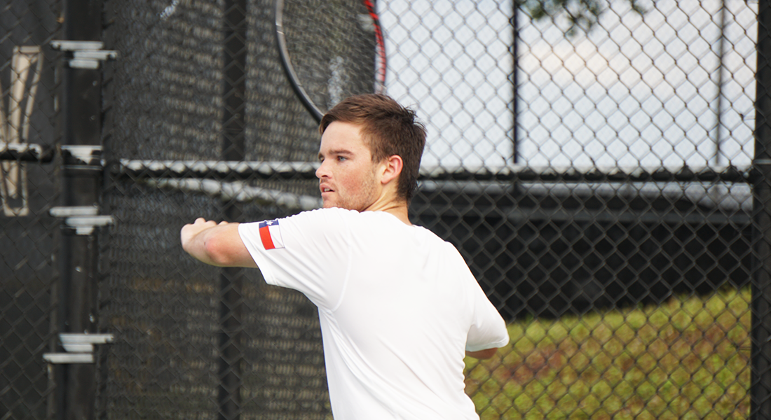Men's Tennis Cruises To 9-0 Victory Over Howard Payne