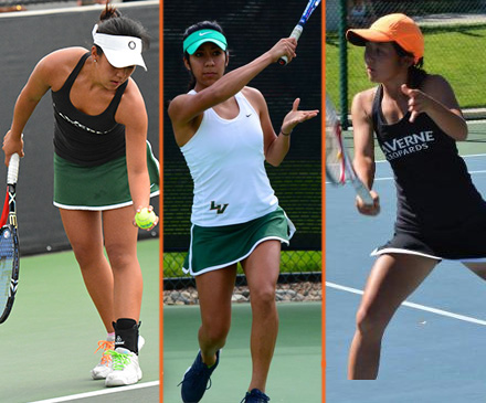 Madrigal Named SCIAC AOY; Losaria, Matsuda All-SCIAC
