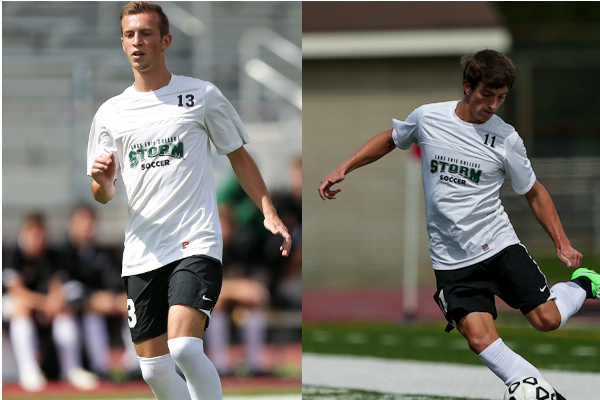 Gibson, Cognee Named to All-Ohio Second Team