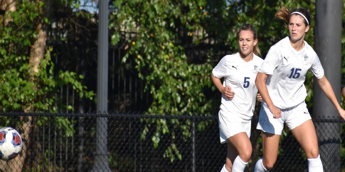Women's Soccer Hits the Road, Visits Albertus Magnus Wednesday