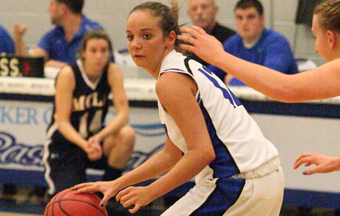 Women's Basketball Clipped By Nighhawks