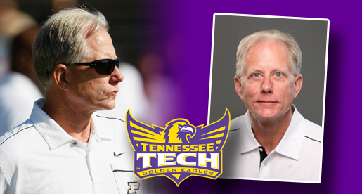 Football staff completed with addition of veteran Donn Landholm