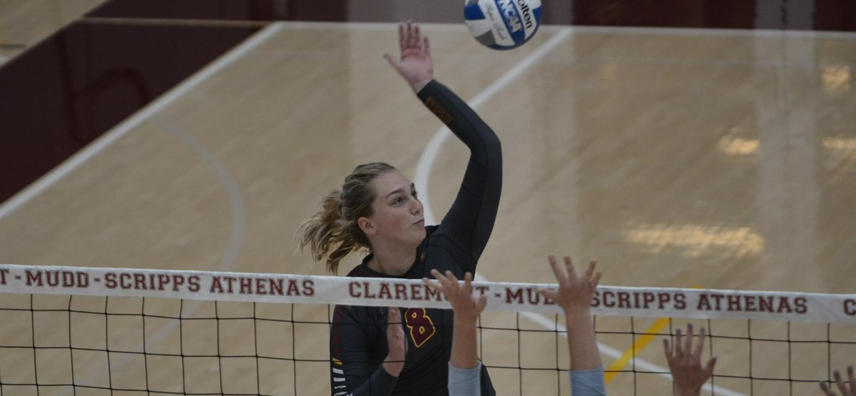 CMS Volleyball Defeats Texas-Dallas in Four, No. 5 Trinity in Five