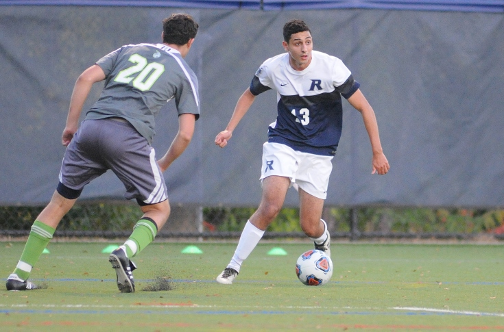 Men's Soccer: Raiders downed at home by Suffolk