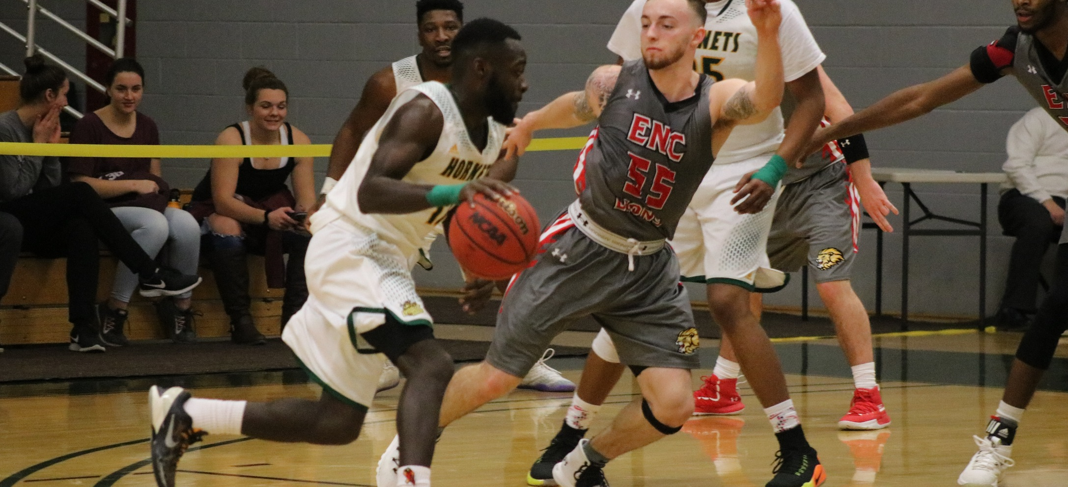 Hornet men stage strong second half rally that comes up just short at SUNY Delhi