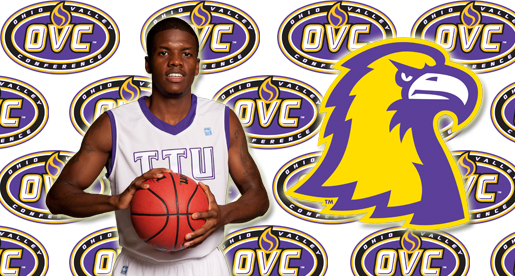 Lanerryl Johnson wins his first OVC co-Freshman of the Week honor