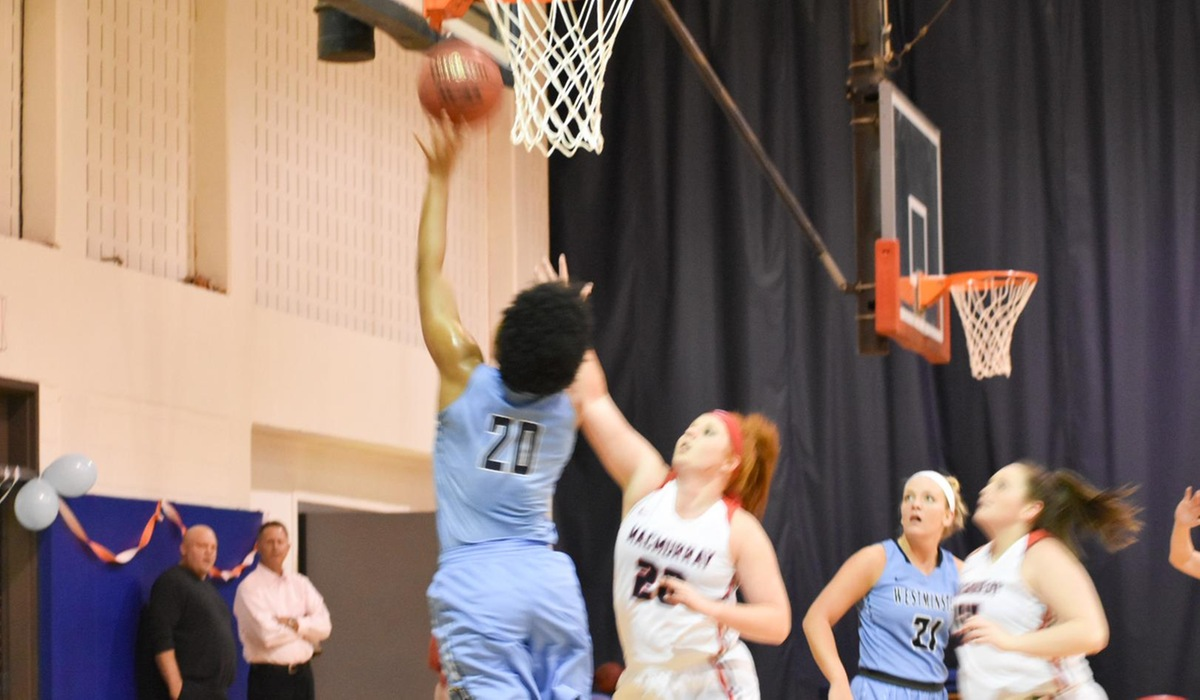 Westminster Women's Basketball Continues Winning Ways With Conference Big Road Victory Over  Blackburn College