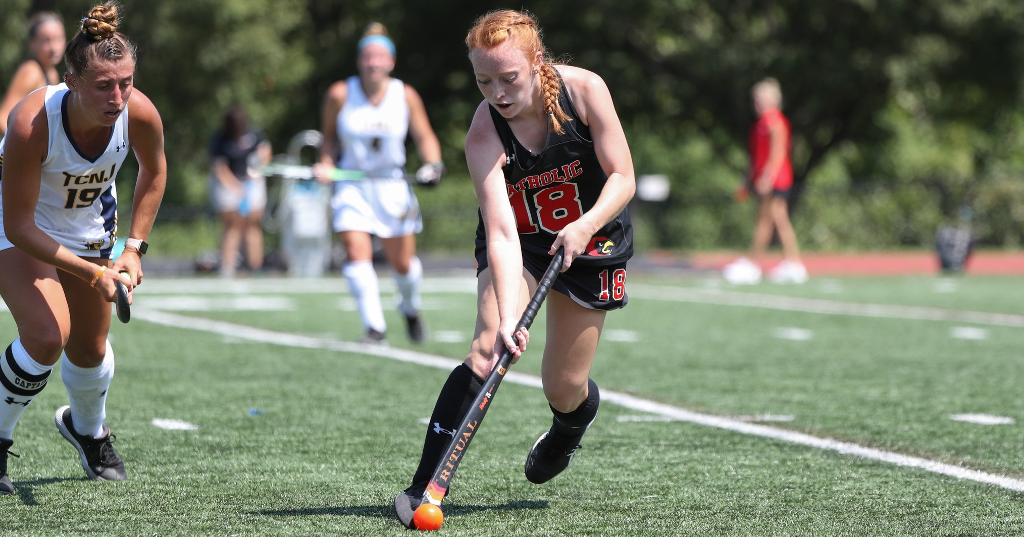 Cardinals Fall to No. 6 TCNJ in Home Opener