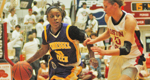 Hanging on: Golden Eagles remain in first place with road win at APSU