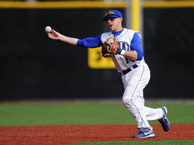 Blue Devils Score Three in Ninth to Win 4-2 on the Road at Fairfield