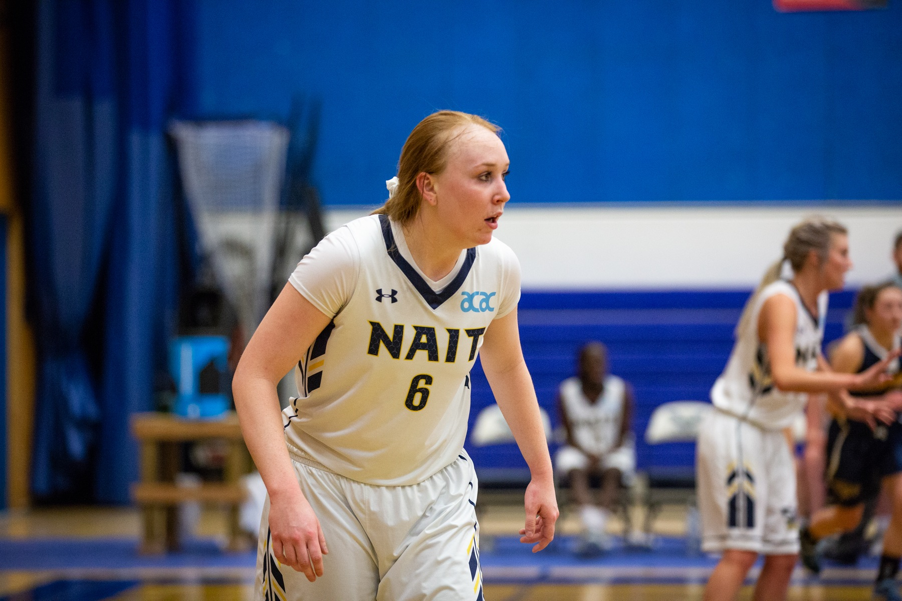 The NAIT Ooks women's basketball team defeated GPRC Wolves 78-61.