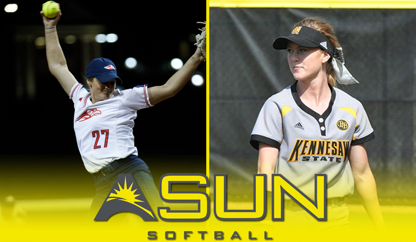 Thomason & DiMartino Grab @ASUNSB Weekly Honors