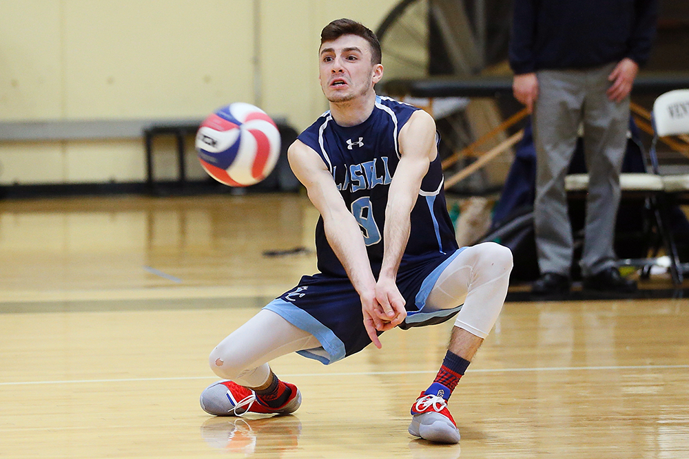 MVB: Lasell sweeps match from Newbury