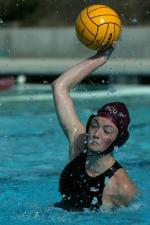 Water Polo Splits Matches at Davis Shootout