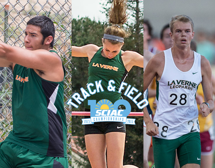 Track and Field teams take fourth at SCIAC Championships