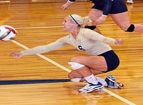 2016 NAIA Women's Volleyball Player of the Week - No. 3 (Sept. 20)