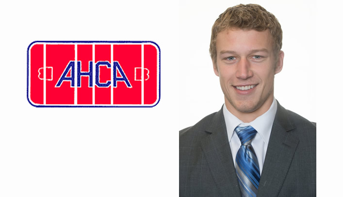David Donnellan Named AHCA All-American