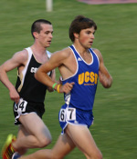 Tyhurst Runs 6th fastest UCSB All-Time mark in 5000m