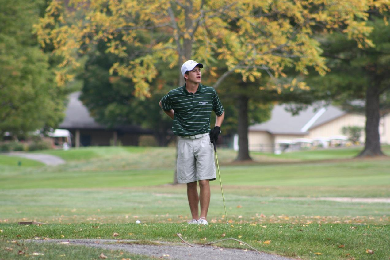 Men's Golf Completes Fall Season at NEIGA Championship