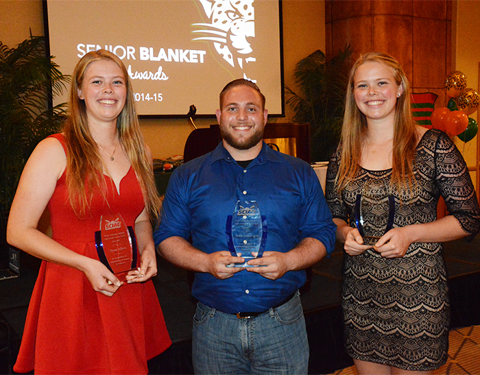 La Verne honors seniors at 2015 Senior Blanket Awards