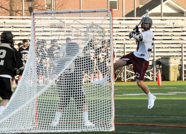 Dylan Haupt (photo by Zach Morgan '14)