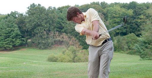 Griffin leads Tech men's team at F&M Bank Intercollegiate