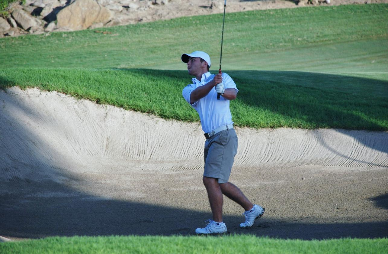 Men's Golf In Fourth Place; Lowe And McLeod Shoot Season-Low Rounds At SCVB Pacific Invitational