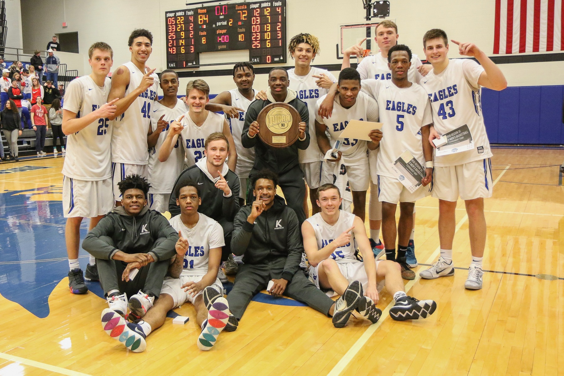 Kirkwood takes down NIACC to clinch berth in NJCAA national tournament