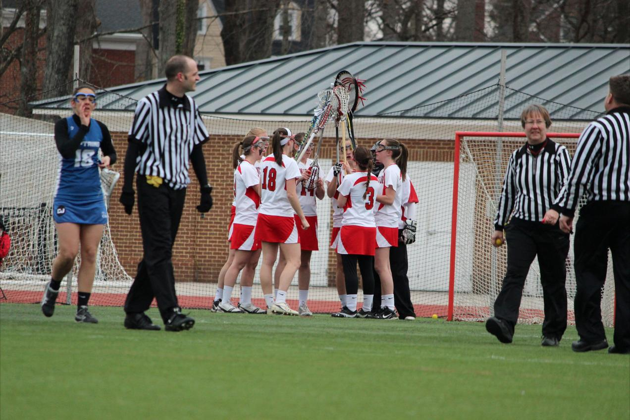 LC Women's Lacrosse Wins Third-Straight Sportsmanship Award