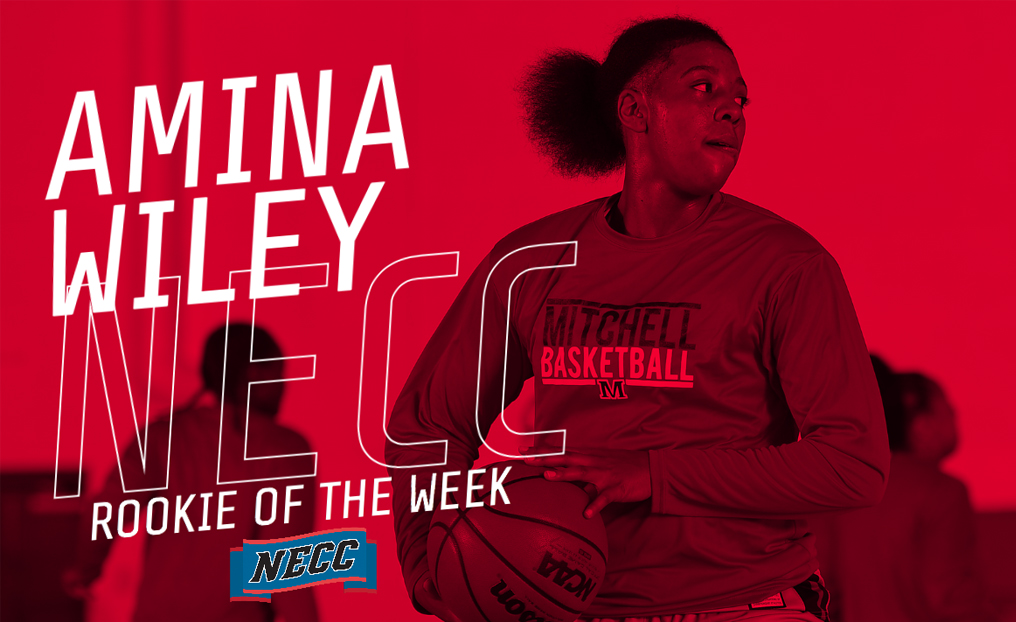 Wiley Nets Fifth Straight NECC Rookie of the Week Nod