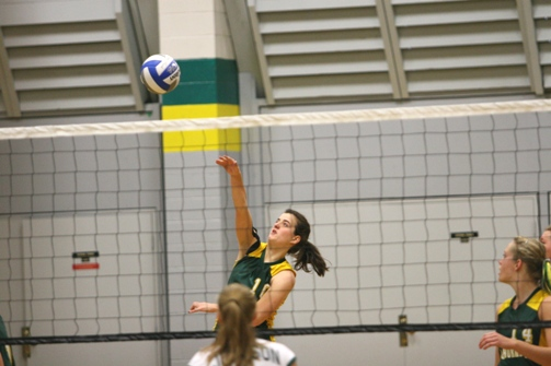 Hornets drop two at GMC Dig Pink Quad-match