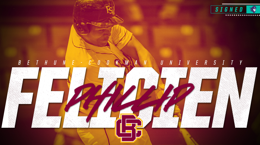 #FSWBaseball Infielder Phillip Felicien Commits To Bethune-Cookman