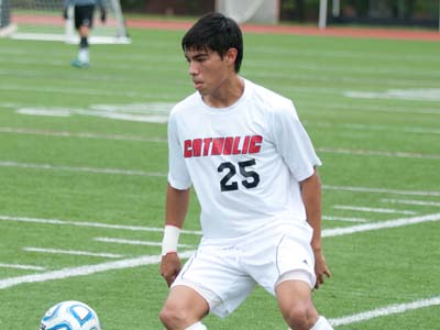Four second half goals lead CUA past St. Mary's