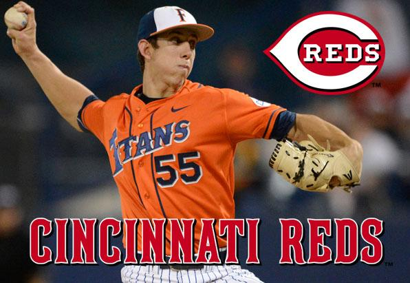 Lorenzen Selected 38th Overall by Reds