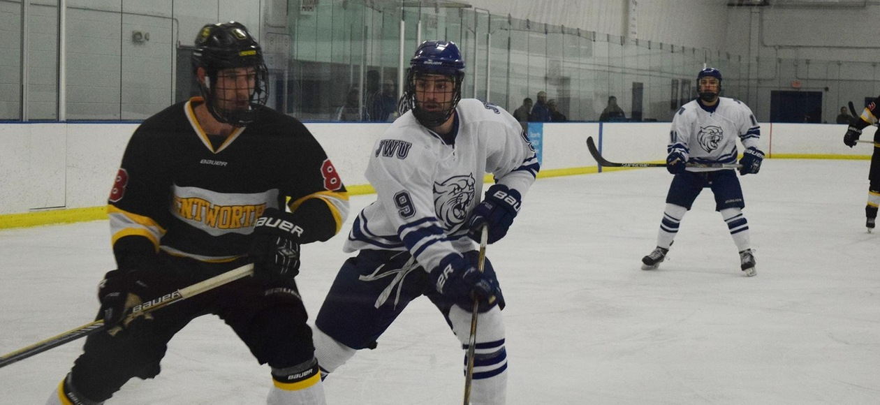 Men's Ice Hockey Loses 8-0 to #6 Endicott