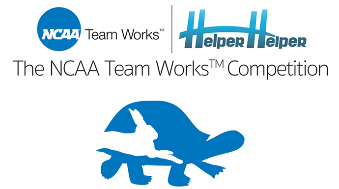 Iowa Wesleyan Recognized For NCAA Team Works Competition