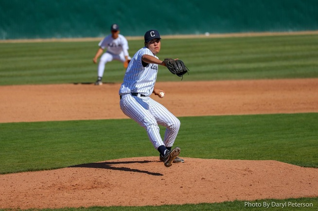 File Photo: Anthony Gonzalez pitched well in five innings against Bakersfield