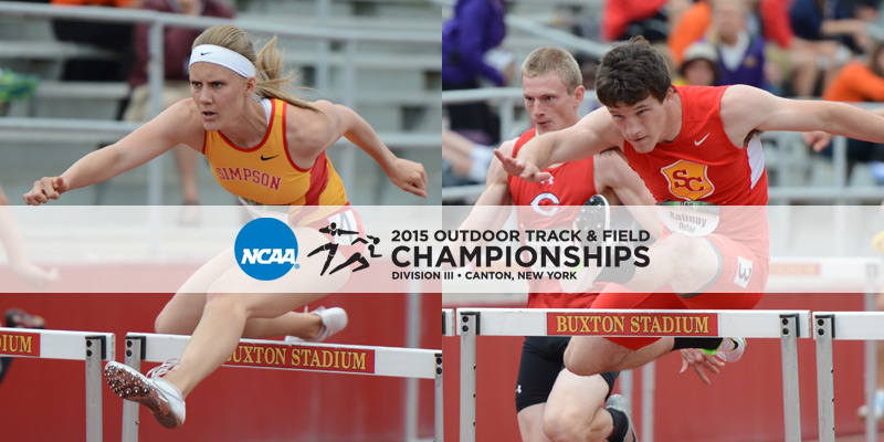 Fleshner, Kalinay punch ticket to NCAAs