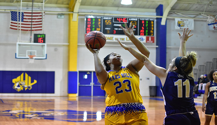 Mars Hill defeated by Tusculum