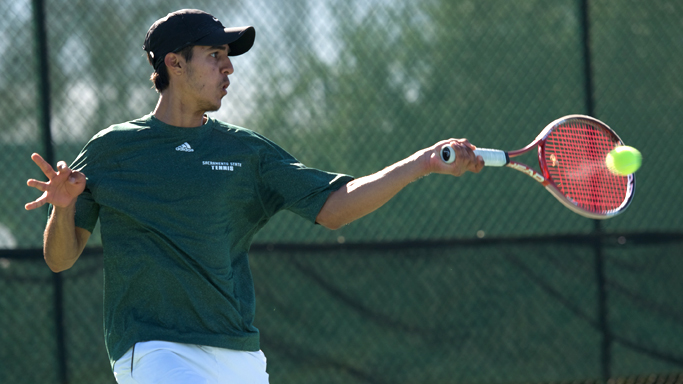 MEN'S TENNIS FALLS AT SAINT MARY'S, 6-1