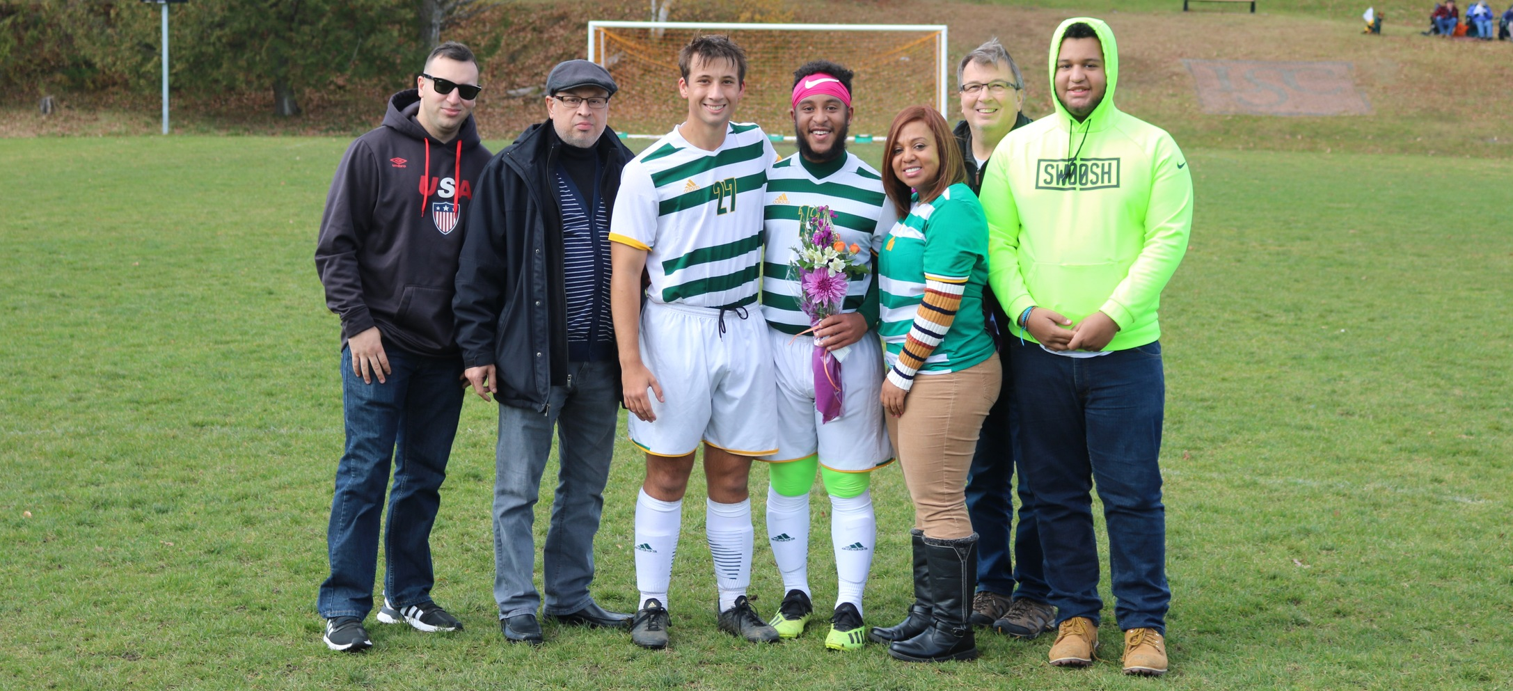 Hornet men fall to SUNY Delhi on Senior Day