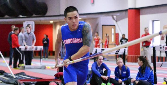 Men's Track & Field has strong showing at UW-Milwaukee meet